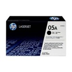 HP 05A Black Cartridge