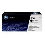 HP 49A Black Cartridge