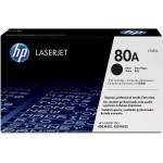 HP 80A Black Cartridge