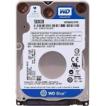 Internal Notebook Hard Drive WD 500GB Blue 8MB