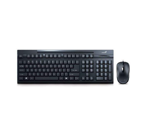 Genius KM-125 USB Combo Keyboard and Mouse