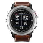 ساعت خلبانی (Garmin D2 Bravo Leather (010-01338-30