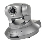 Edimax IC-7010PT Fast Ethernet Pan/Tilt IP Camera With Night Vision