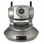 Edimax IC-7110W 1.3Mpx Wireless H.264 Day and Night PT Network Camera