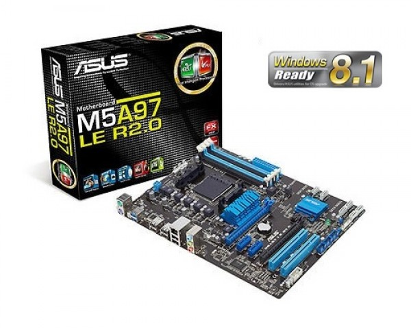+MotherBoard ASUS M5A97 LE R2.0 AMD-AM3