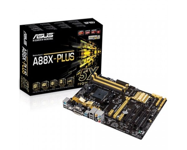 +Motherboard ASUS A88X-PLUS AMD-FM2