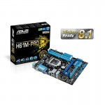 Motherboard ASUS H61M-PRO-Intel-1155