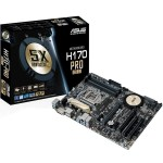 Motherboard ASUS H170-PRO-USB-3.1 Intel-1151