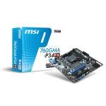 +MotherBoard MSI 760GA-P43 AMD-AM3