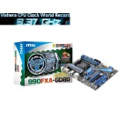 +MotherBoard MSI 990FXA-GD80 AMD-AM3