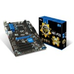 MotherBoard MSI H81-P33 Intel-1150