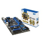 MotherBoard MSI Z87-G43 Intel-1150