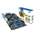 MotherBoard MSI Z87-G55 Intel-1150