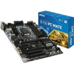 MotherBoard MSI B150 PC MATE Intel-1151