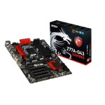 MotherBoard MSI Z77A-G43 GAMING Intel-1155