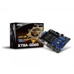 MotherBoard MSI X79A-GD65 Intel-2011