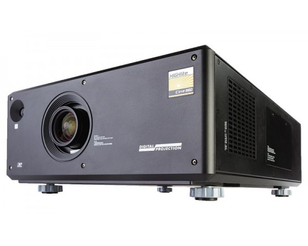 Digital Projection HIGHlite 660 WUXGA 3D 113-137