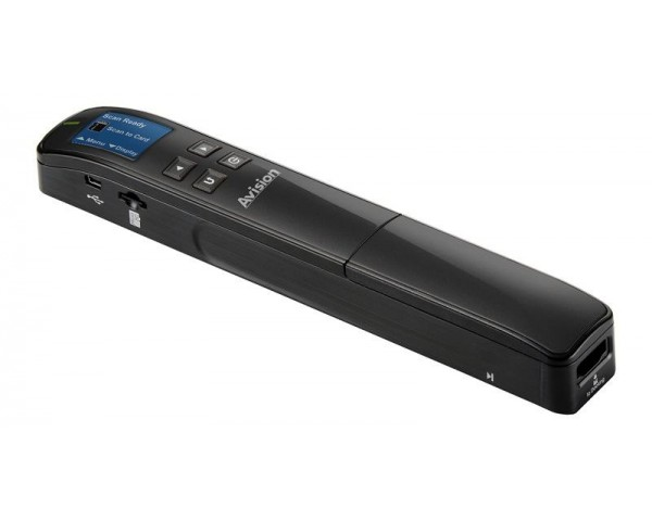 Avision Miwand 2L Portable Scanner
